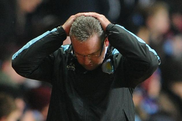 Paul Lambert Must Turn to Experience to Avoid Relegation