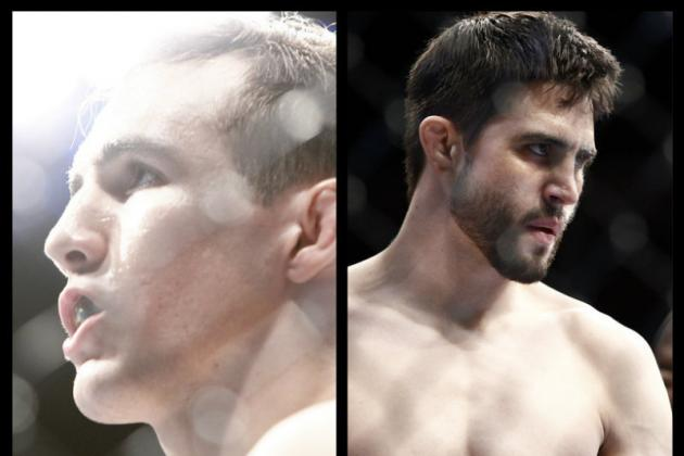 Dana White: Rory MacDonald or Carlos Condit Could Get Next Title Shot