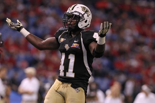 NCAA to Hear UCF Appeal of Football Postseason Ban