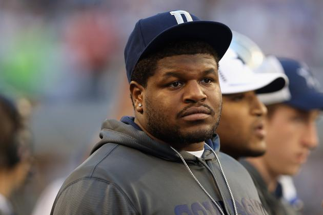 Jerry Jones hasn't closed door on Josh Brent's return