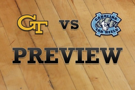 Georgia Tech vs. North Carolina: Full Game Preview