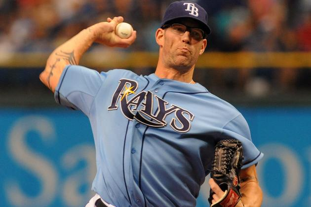 Rays Interested in Bringing Back Kyle Farnsworth and Luke Scott