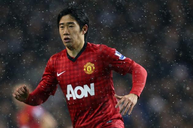 Manchester United Midfielder Shinji Kagawa 'Not Satisfied' with Himself