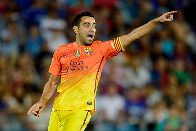 Xavi Set to Sign New Contract That Will Keep Him at Barcelona Through 2016