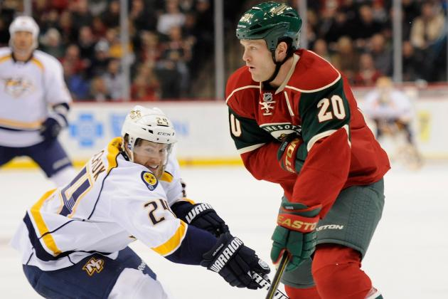 "Suter: First Game vs. Nashville ""Wasn't That Big of a Deal"""