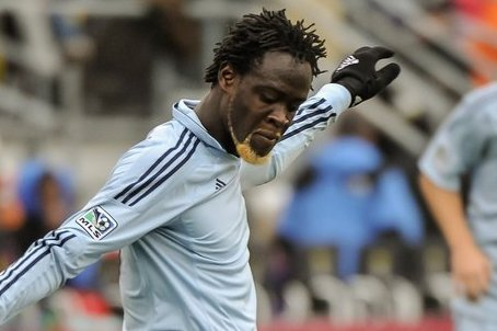 Norwich Make Move for Sierra Leone International Kei Kamara