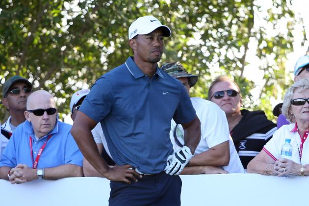 Tiger Woods Agrees with Phil Mickelson on Taxes