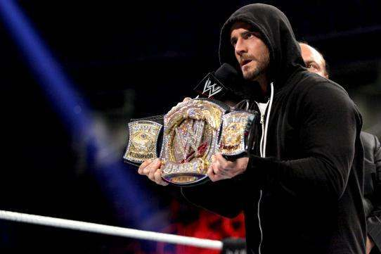 WWE Royal Rumble: Who Could Help CM Punk Retain the WWE Championship?