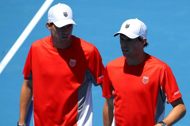Bryans Say They'll Retire After 2016 Rio Olympics