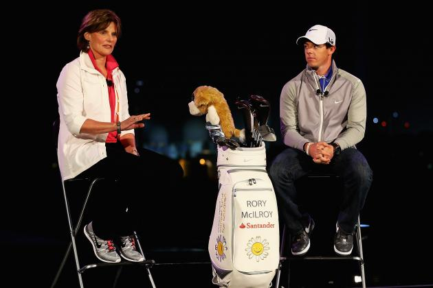Nike's Cindy Davis No Concern over Rory McIlroy's Slow Start in Abu Dhabi