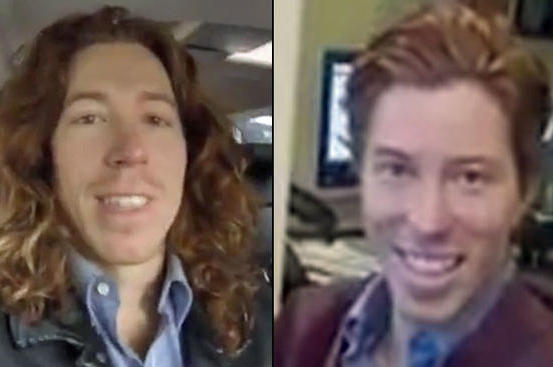 Shaun White Hits X Games with Fresh New Look After Famed Haircut