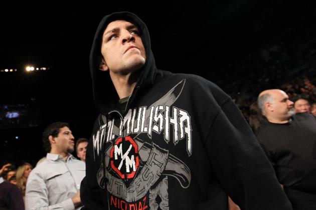 UFC 158: Dana White Hopes Nick Diaz Doesn't Beat GSP & Fail Marijuana Test