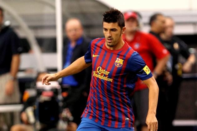 Arsenal Transfer Rumors: David Villa Is Risky Move for Gunners