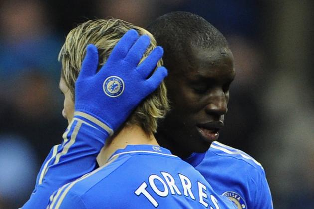Ba In, Torres Benched for Swansea Clash