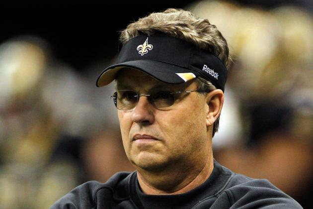 Sean Payton: I Have No Interest in Talking to Gregg Williams