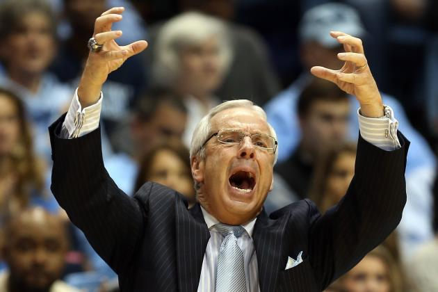 Will UNC Take Ga. Tech Lightly? Only If They Like to Run, Roy Warns