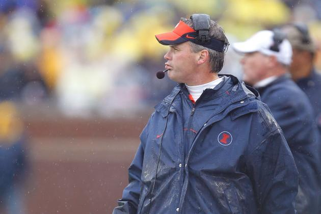 Illinois Hires Jim Bridge as O-Line Coach