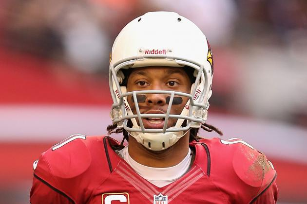 Bruce Arians Must Find a Way to Involve Larry Fitzgerald