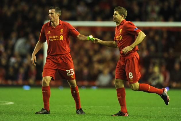 Jamie Carragher Hails Steven Gerrard as Liverpool's Greatest