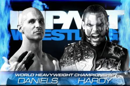TNA Impact Wrestling Preview: Jeff Hardy vs. Daniels, Taz to Speak and More