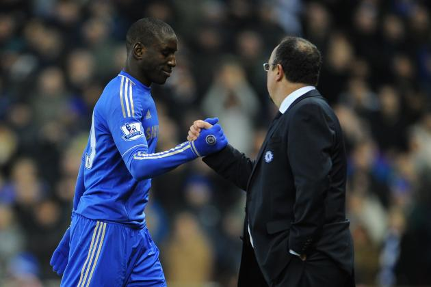Swansea vs. Chelsea: Demba Ba Must Start Ahead of Fernando Torres