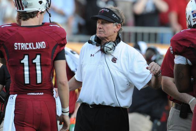 Season Report Card: South Carolina