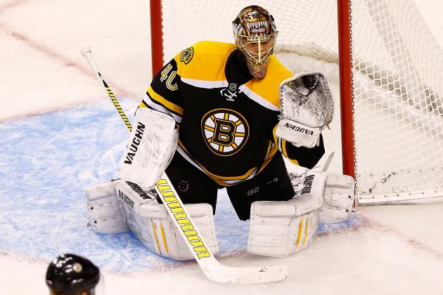 Tuukka Rask Isn't a Big Fan of Shootouts, Unless He's Just Watching Them
