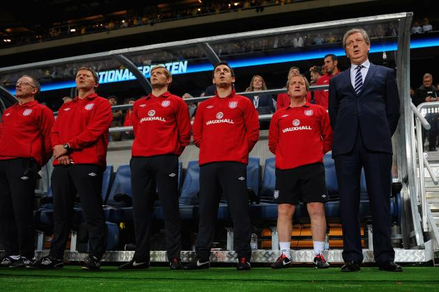 Predicting Roy Hodgson's England Team To Face Brazil in Friendly