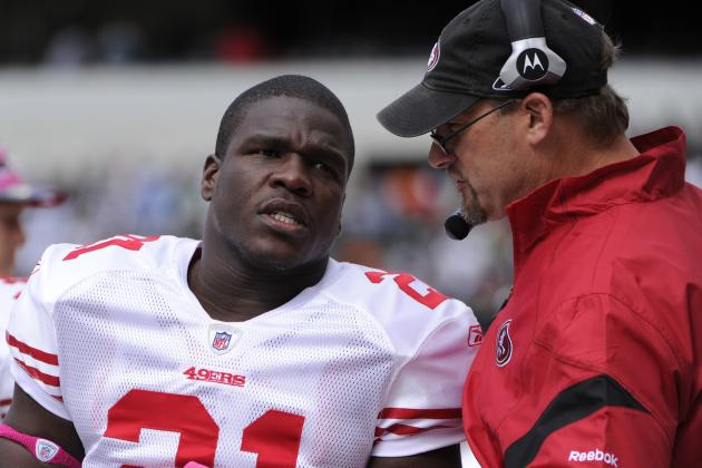 Rathman Teaches 49ers' Backs What He Learned at NU