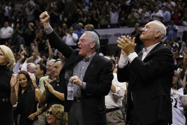 Spurs Valued at $527 Million by Forbes