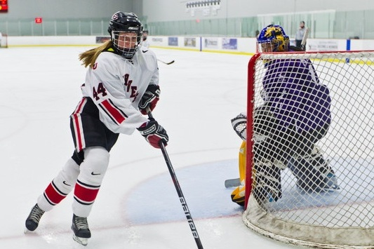 Sadie Wegner Is the Spark Plug for the Carleton Ravens Offense