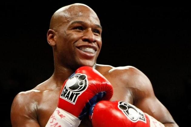 Golden Boy: May 4 Floyd Opponent Already Decided