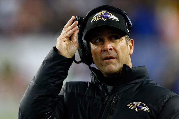 John Harbaugh: Super Bowl Win Caps Wild Season for Resilient Ravens Head Coach