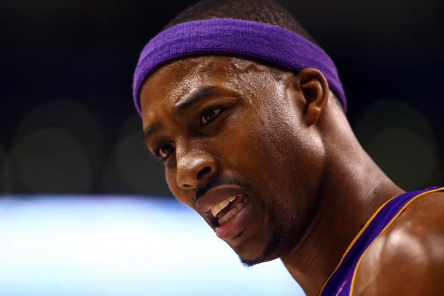 Dwight Howard Comments on Future with LA Lakers