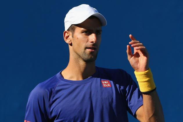 Australian Open 2013: Novak Djokovic Poised for 6th Grand Slam Title