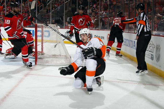 Philadelphia Flyers: Reasons for Flyers' Power-Play Woes