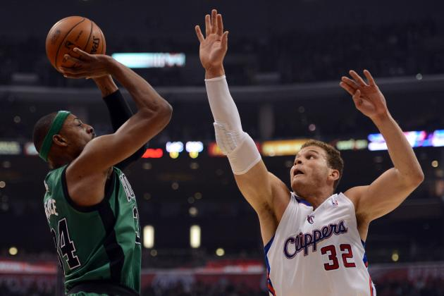Boston's Failing Offense: A Dependence on Mid-Range Jumpers