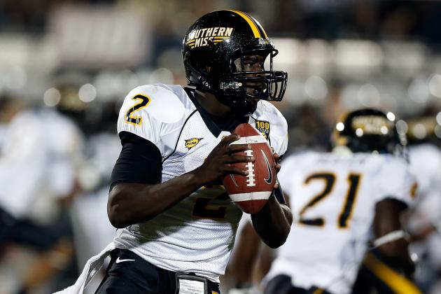 Ex-USM QB, One-Time Rebel WR Among Eight Ole Miss Mid-Year Additions