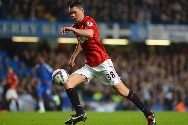 Michael Keane: Manchester United Youngster Has a Bright Future at Old Trafford
