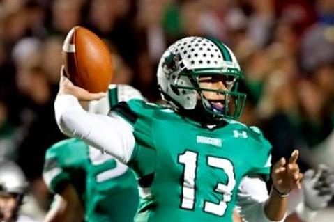 Texas A&M Four-Star QB Kenny Hill Taking Other Visits