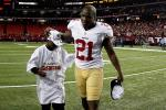 Frank Gore Fined $10,500 for His Socks