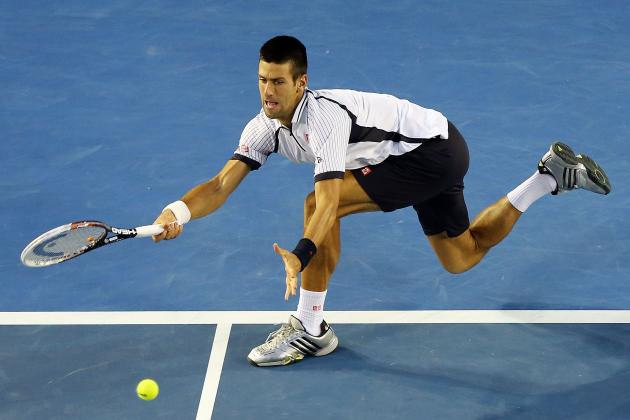Roger Federer vs. Andy Murray Will Determine Djokovic's Chief Rival in 2013