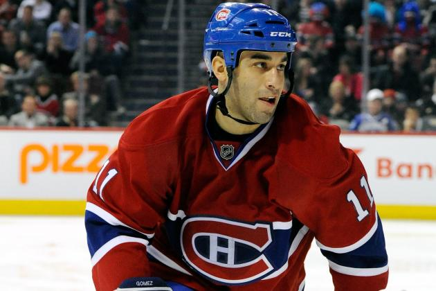 Sharks Sign Center Scott Gomez
