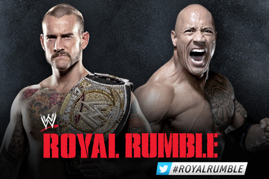 The Rock vs. CM Punk: WWE Championship Match Will Save Royal Rumble PPV