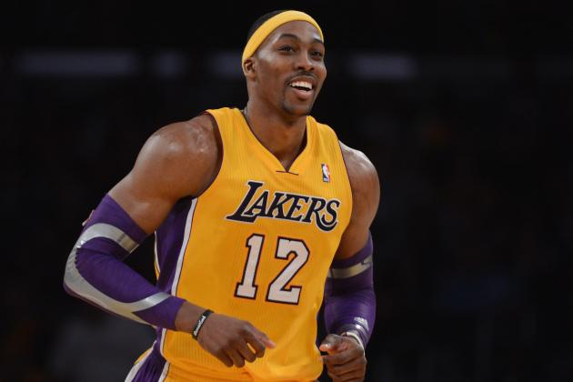 NBA Rumors: Lakers Smart in Turning Down Suitors for Dwight Howard