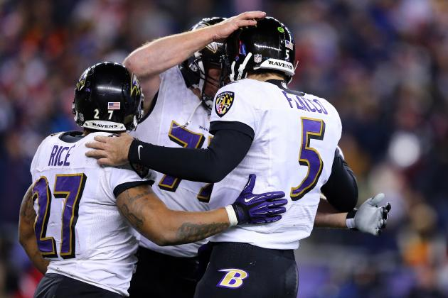 Baltimore Ravens' Playoff Run by the Numbers