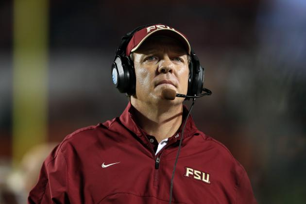 Jimbo Fisher, Florida State Try to Retain 2013 Recruiting Class