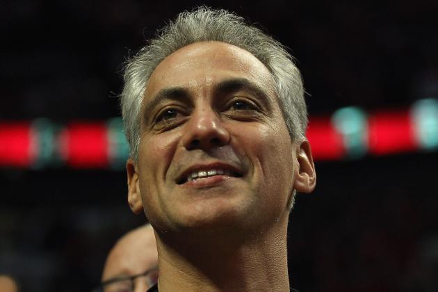 Chicago Mayor Rahm Emanuel on the Wrigley Field Renovation Plans