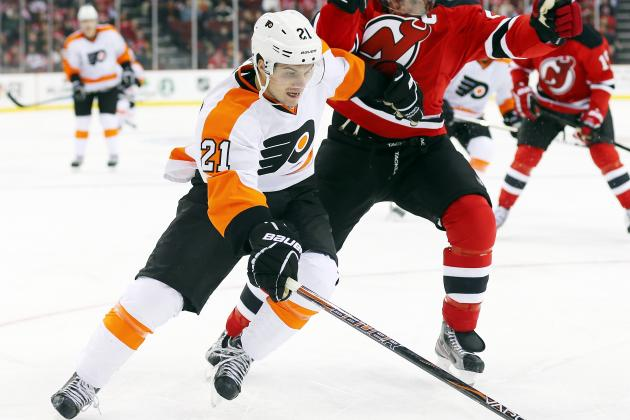 Flyers Must Decide on Laughton This Weekend