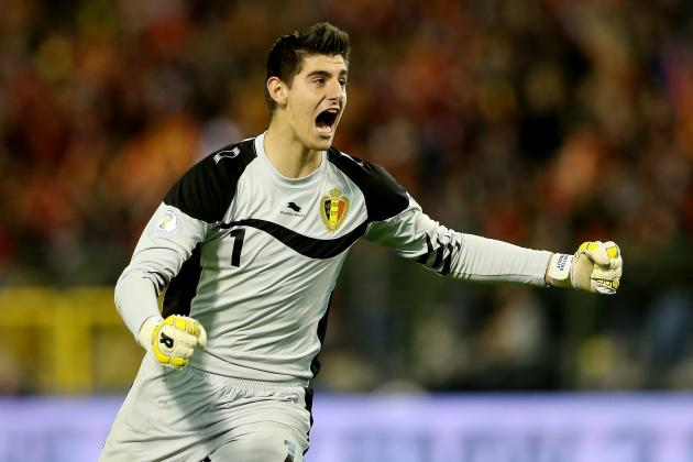 Chelsea Transfer Rumors: Blues Must Keep Thibaut Courtois Long-Term